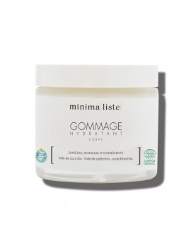 gommage corps hydratant...